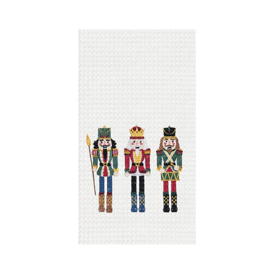 Nutcracker Trio Tea Towel