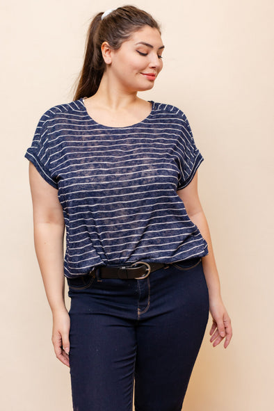 Brooklyn Striped Top