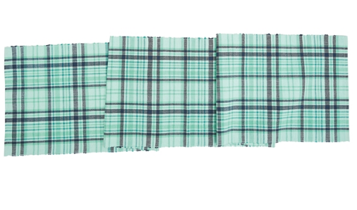runner, Mckinley Plaid Runner 72