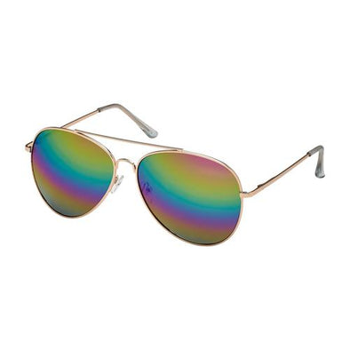 Weekend Rainbow Aviator Sunnies