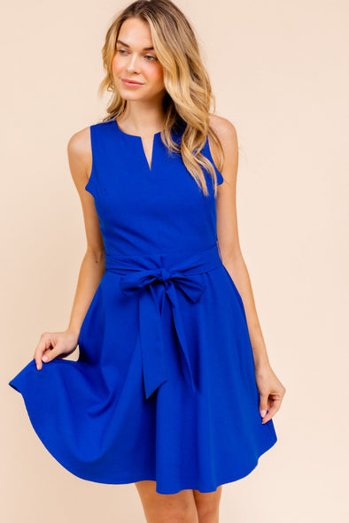 Blair Fit & Flare Dress