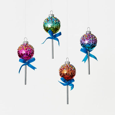 Cake Pop Ornament