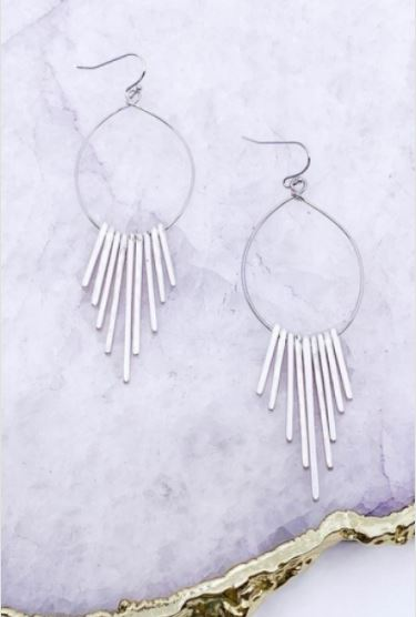 Buchanan Bar Drop Earrings