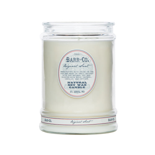 Glass Tumbler Candle - Original Scent