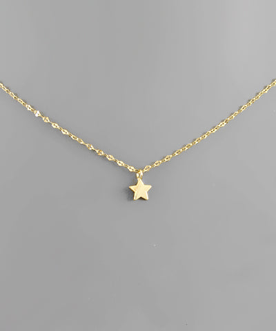 Callie Mini-Star Necklace