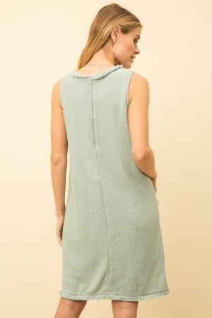 SALE Terry Dress