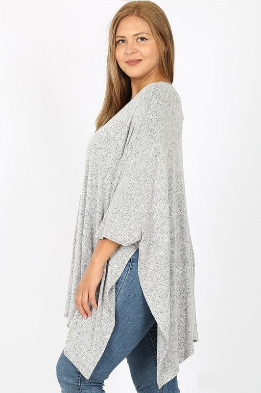 Carolyn Oversized Poncho