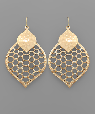 Marydel Moroccan Earrings