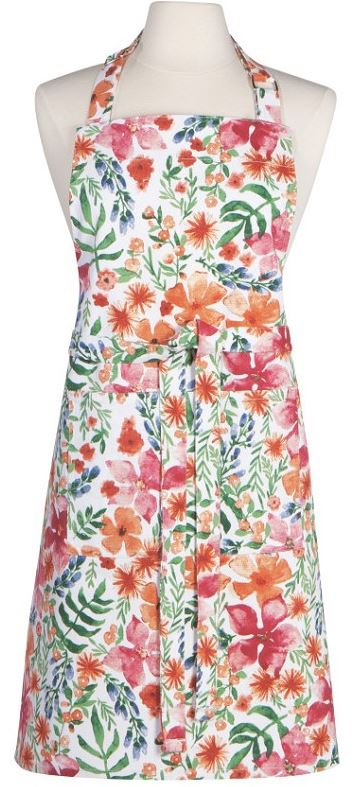 Beautiful Botanica Apron