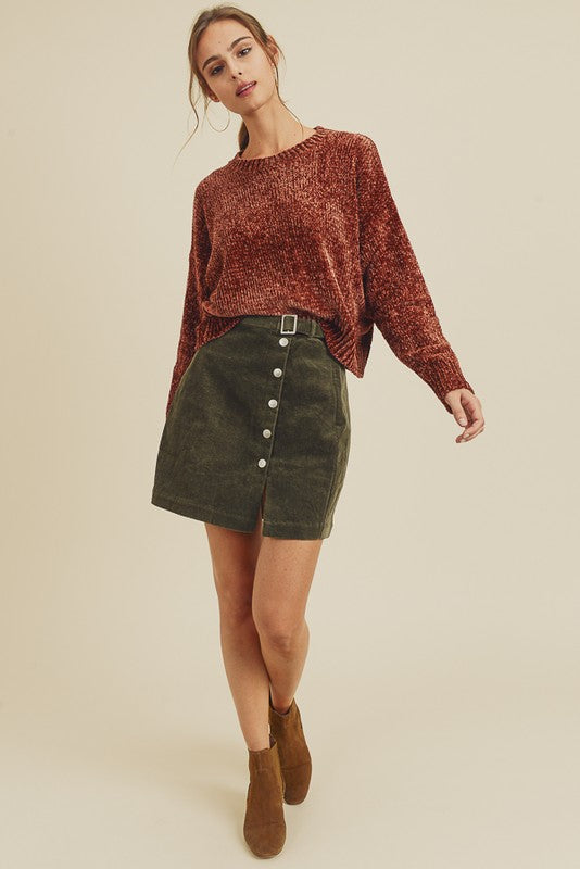 Freeman Corduroy Skirt