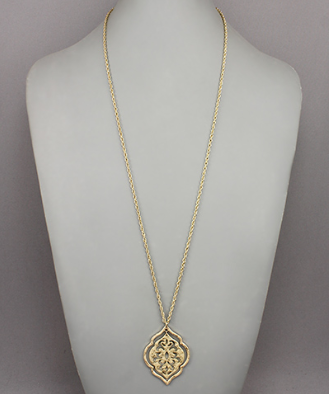 Kitzmiller Pendant Necklace