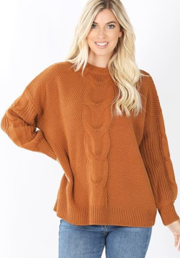 Bellamy Balloon Sleeve Sweater