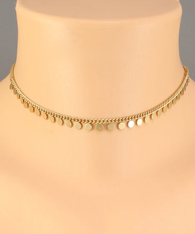 Andi Multi-Disc Choker