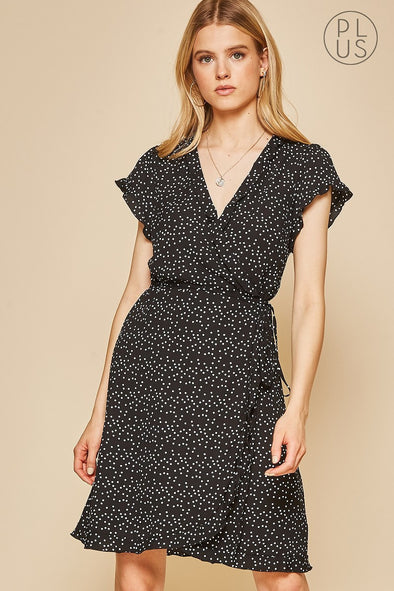 Phoebe Wrap Dress