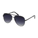 Black Weekend Aviator Sunnies