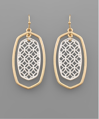 Taney Trellis Earrings