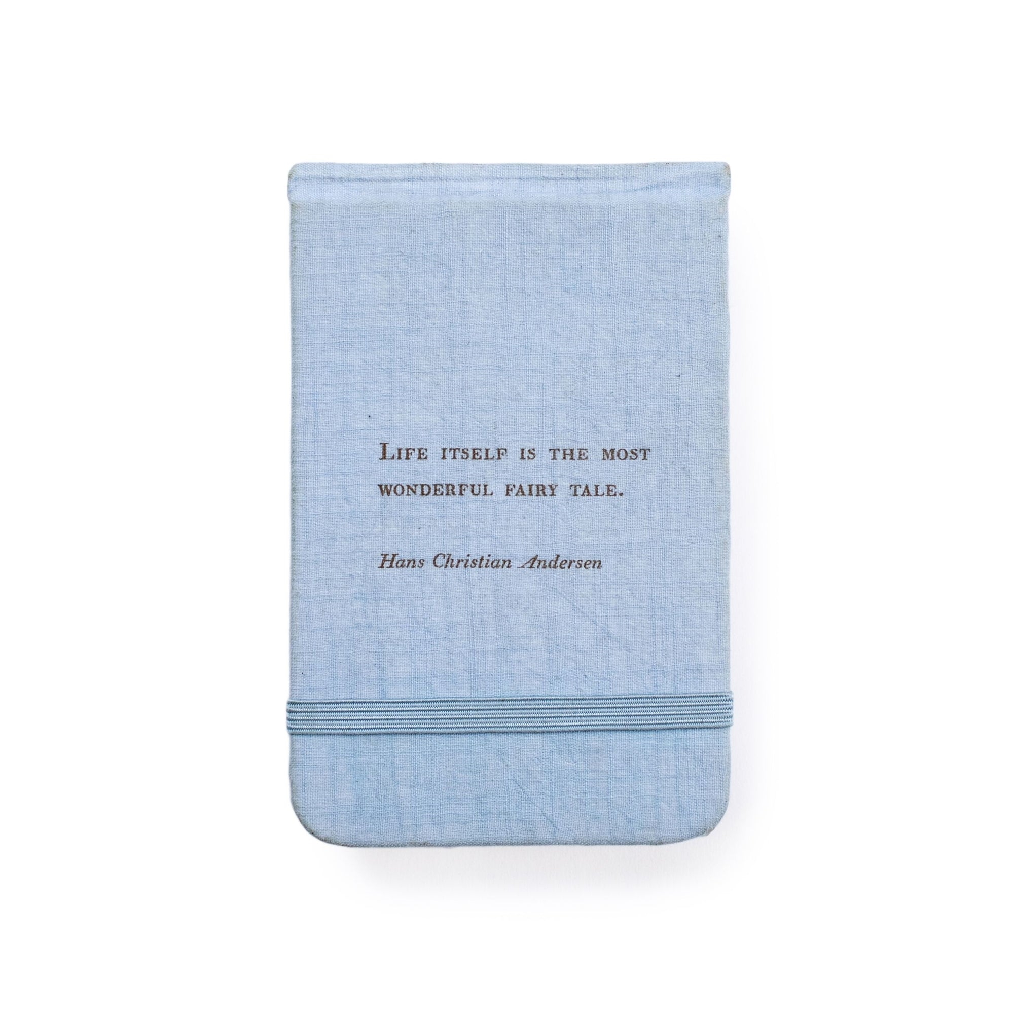 Fabric Notebook - Hans Christian Andersen