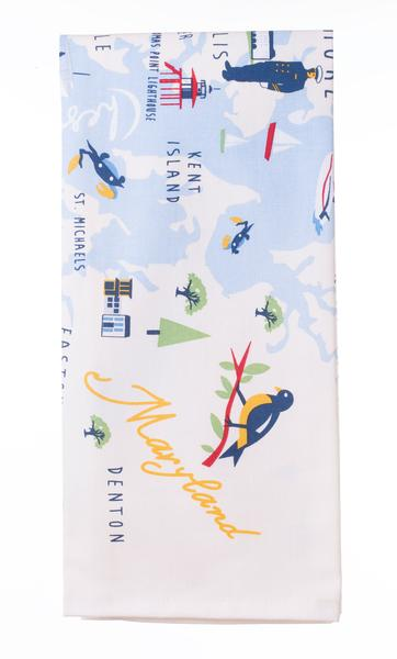 Chesapeake Teatowel