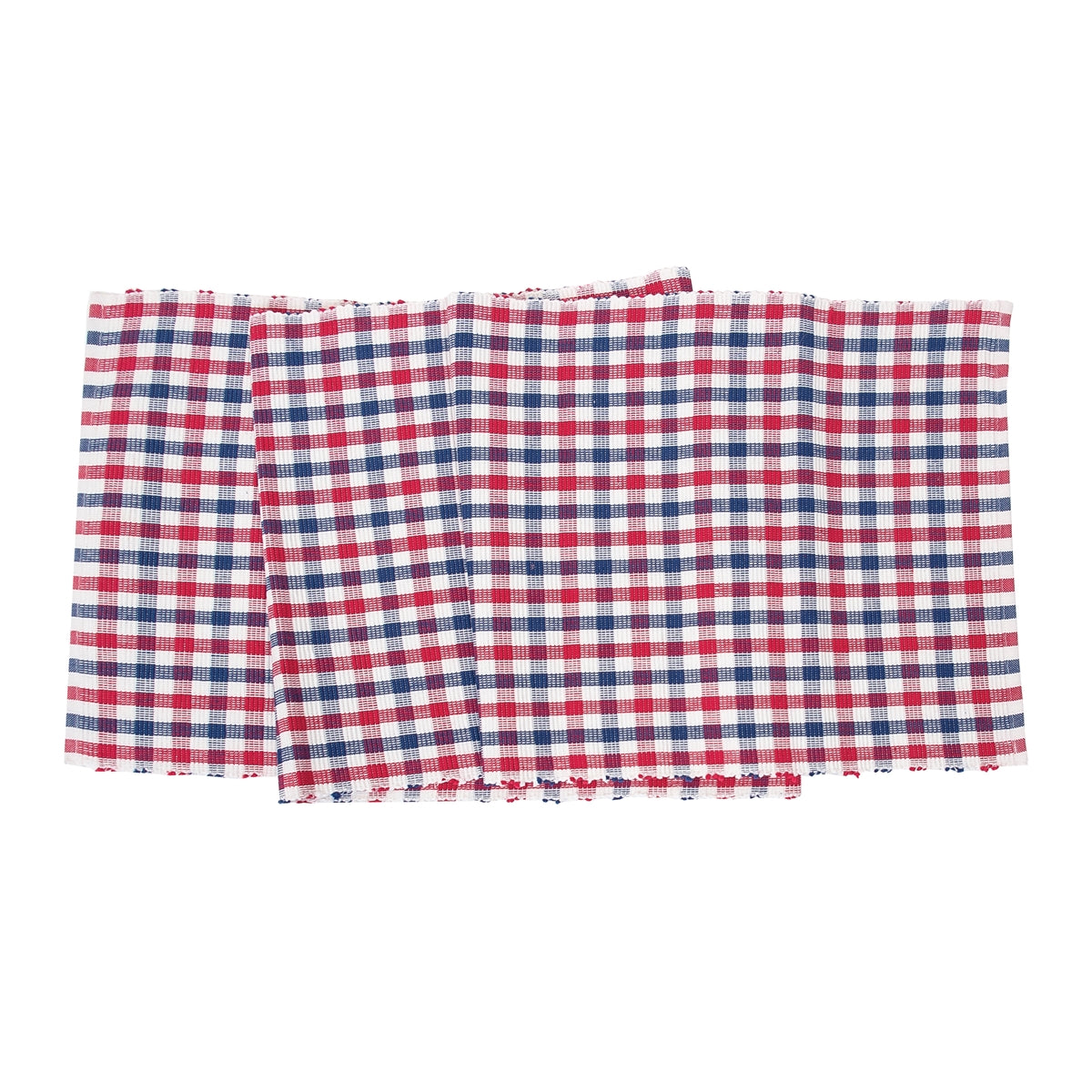Picnic Plaid Table Runner