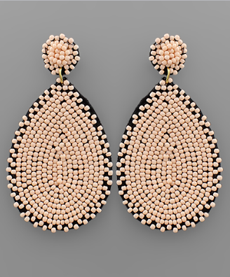 Carrollton Drop Earrings