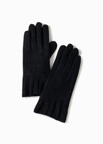 Pleated Cuff Gloves