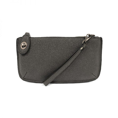 Mini Crossbody | Charcoal Sparkle