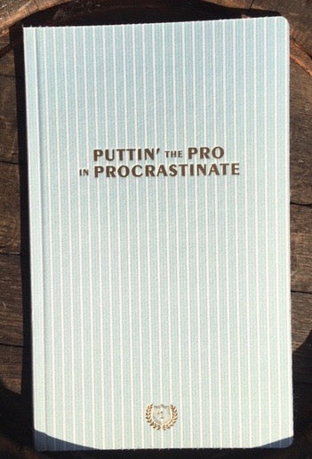 Procrastinate Book