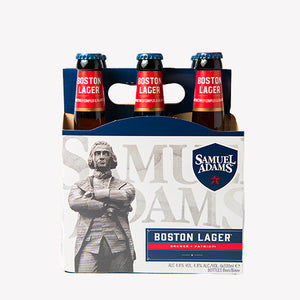 Boston Lager 6 Pack