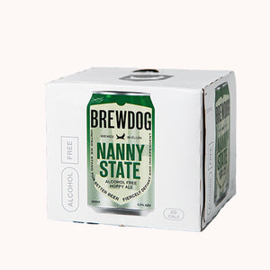 Brewdog Nanny State 4 Pack (Non Alcoholic)
