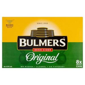 Bulmers 8 Pack Cans