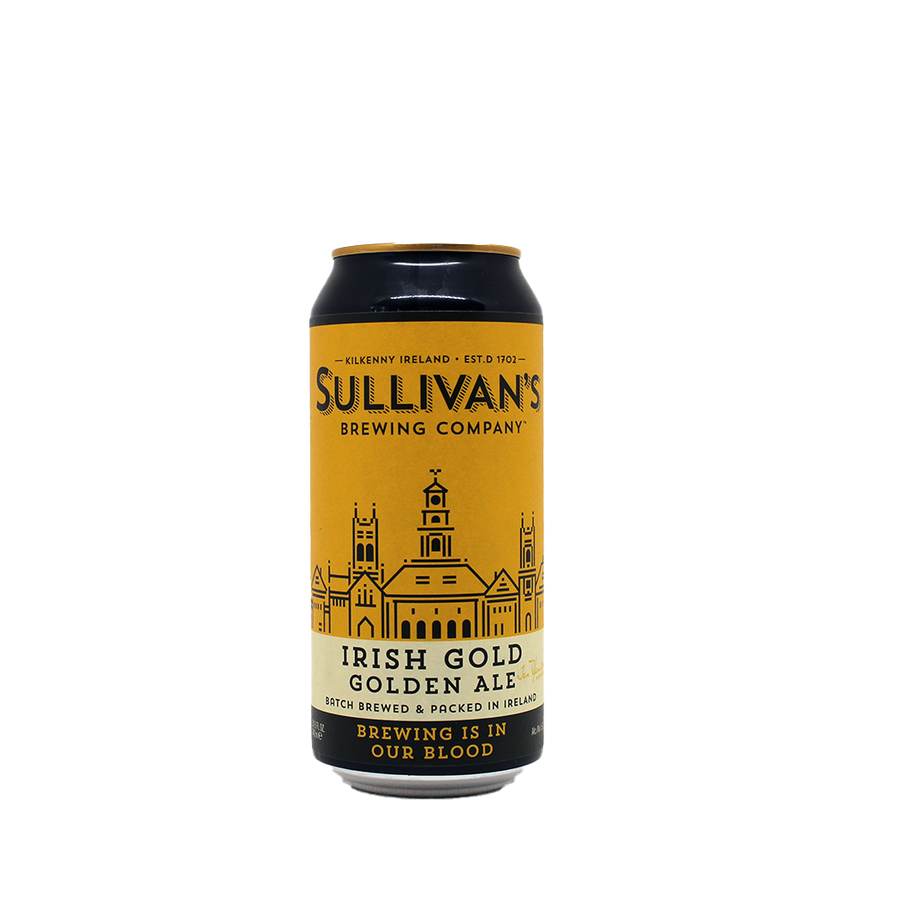 Sullivan's	Irish Gold Golden Ale