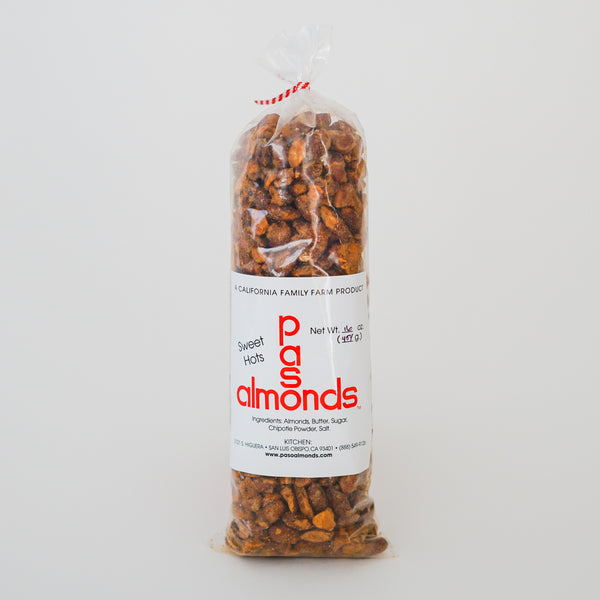 Shop Paso Almonds