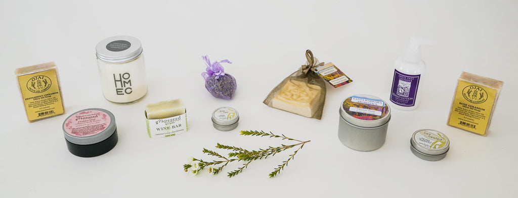 Santa Barbara Welcome Gifts - Candles, Local Soap and More