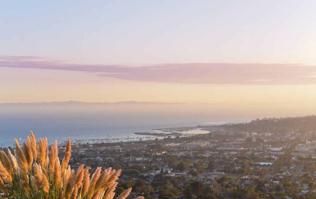 Santa Barbara Channel Islands View // Blake Bronstad Photography