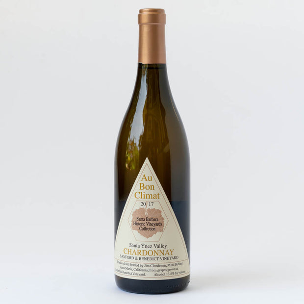 Au Bon Climat Sanford and Benedict Vineyard Chardonnay