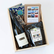 Jaffurs Syrah Wine and Gift Crate