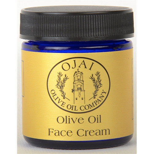Olive Oil Face Cream Moisturizers and Lotion - Ojai Olive Oil, The Santa Barbara Company