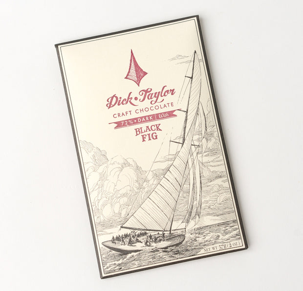 Dick Taylor Black Fig Chocolate