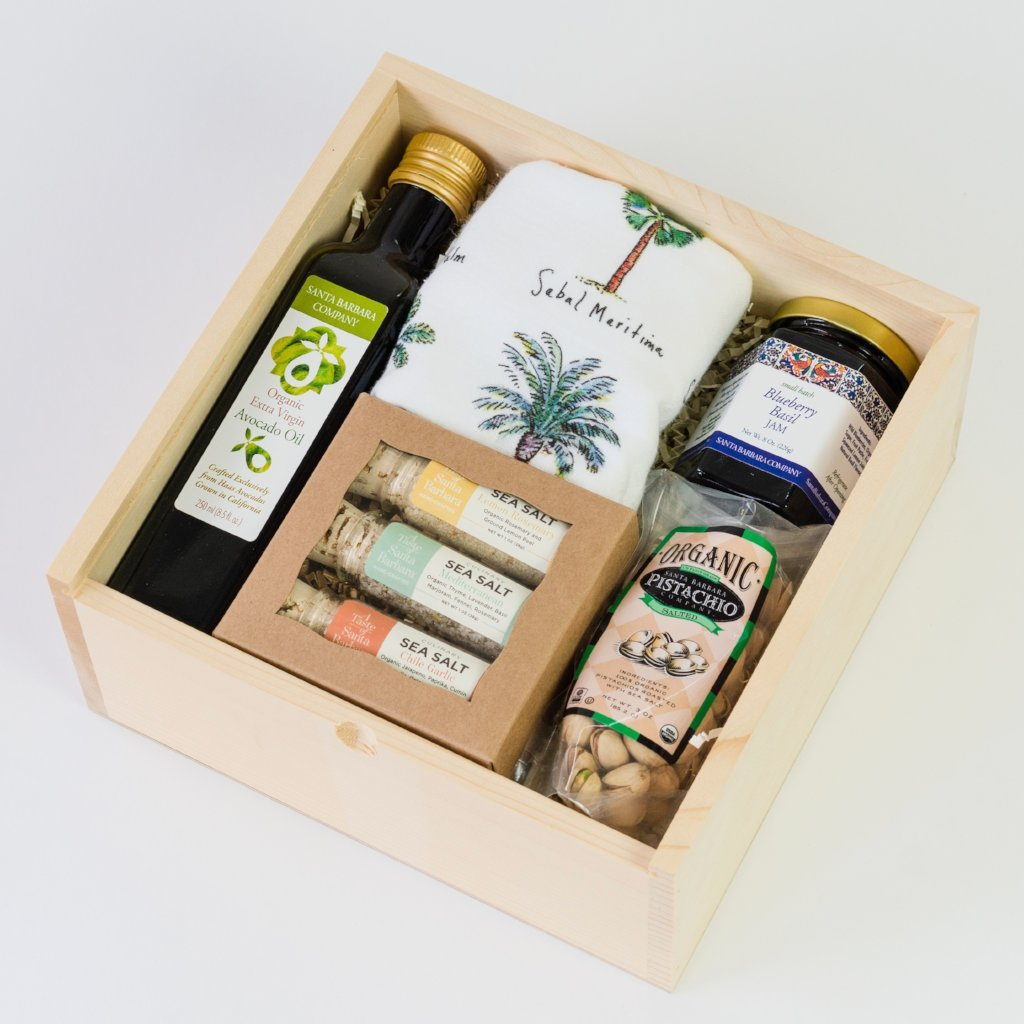 Palm and Poppy Gift Box