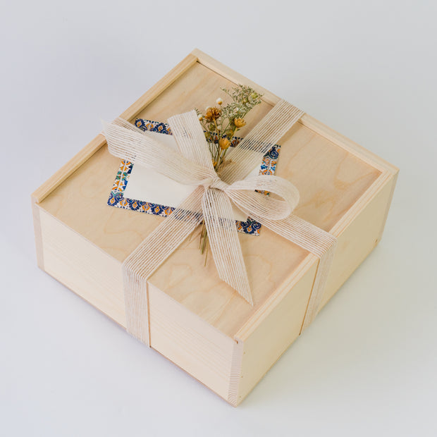 Coffee and Treats Gift Box