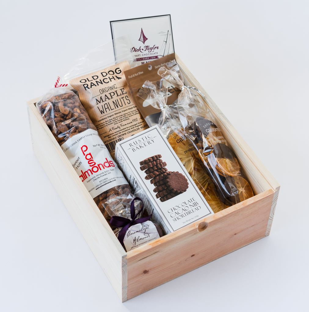 California Artisan Snack Gift Box