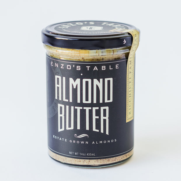 California Estate Grown Almond Butter