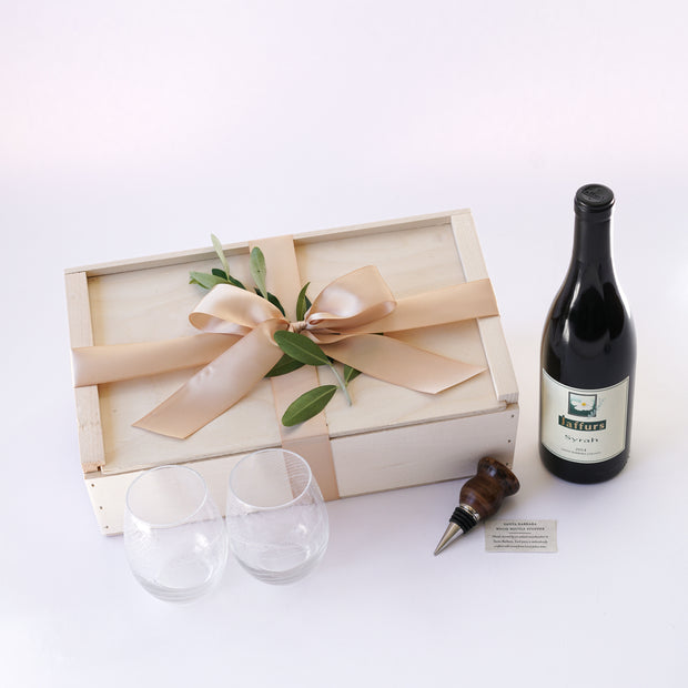 Santa Barbara Wine Gift Set