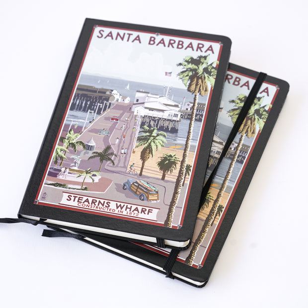 Stearns Wharf Santa Barbara Journal