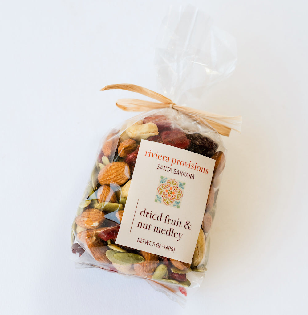 Dried Fruit and Nut Medley