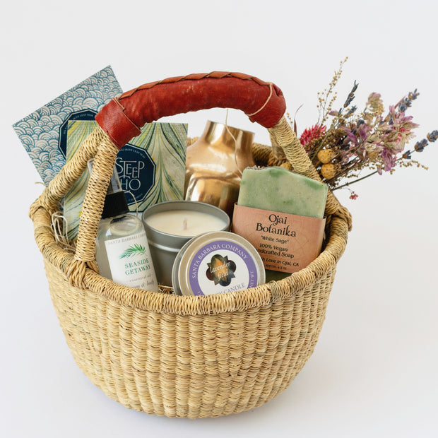 Recharge Gift Basket