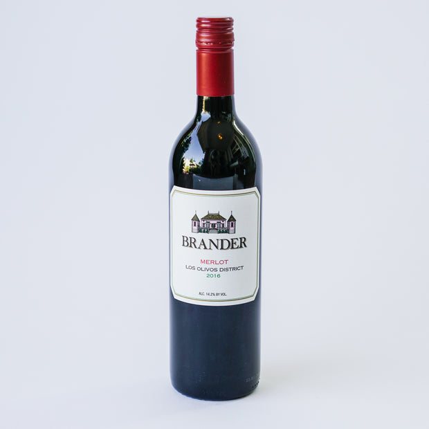 Brander Los Olivos District Merlot