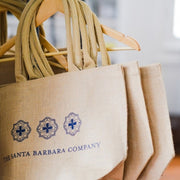 Santa Barbara Company Large Jute Tote Gift Sets and Boxes - The Santa Barbara Company, The Santa Barbara Company - 3