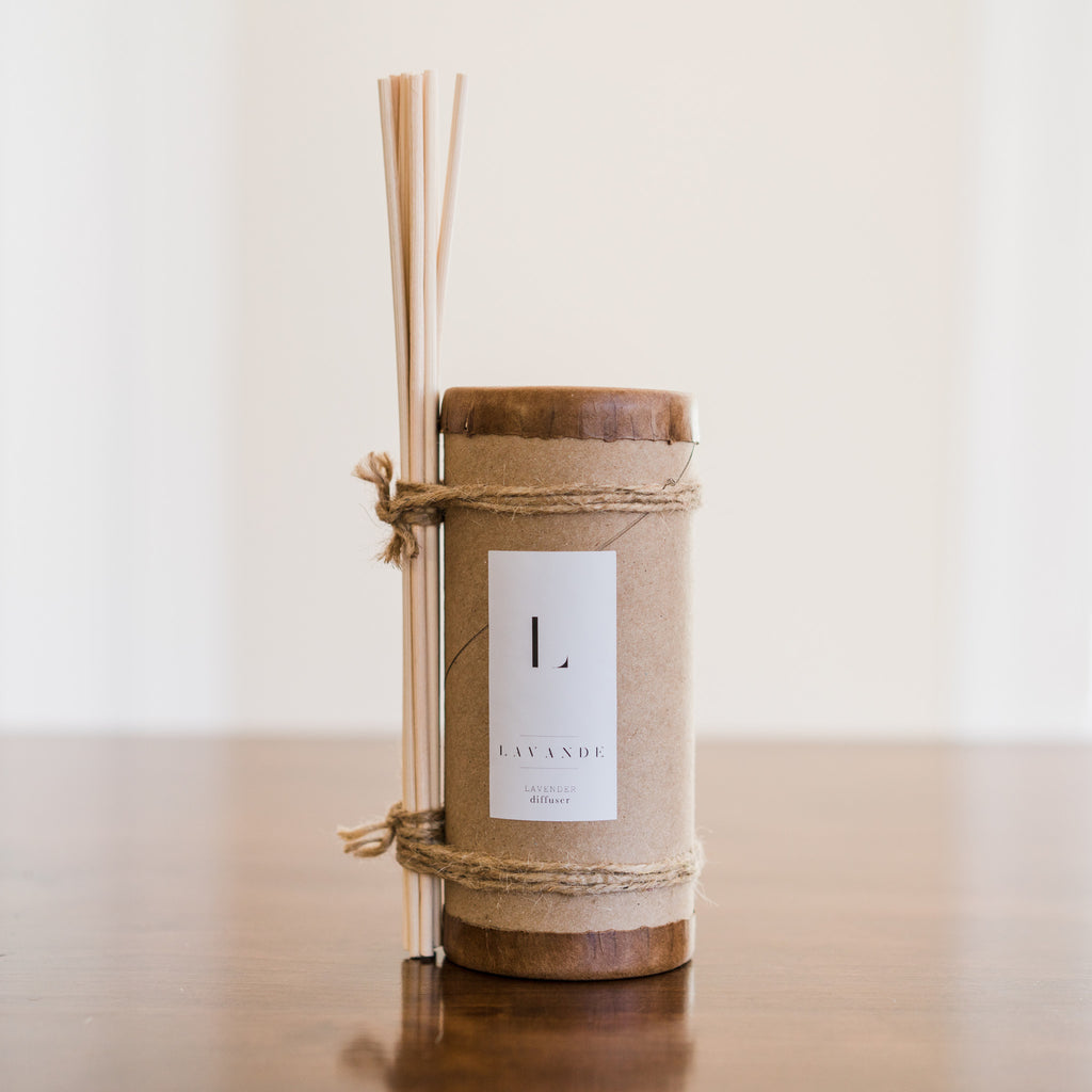 Lavande Farm Lavender Diffuser Candles and Home Fragrance - Lavande Farm, The Santa Barbara Company - 2