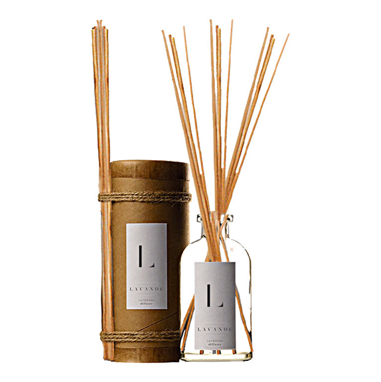 Lavande Farm Lavender Diffuser Candles and Home Fragrance - Lavande Farm, The Santa Barbara Company - 3